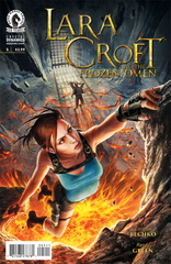 Lara Croft & the Frozen Omen numéro 5