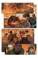 Preview 3 de Lara Croft Frozen Omen #4