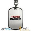 porte-cles-abystyle-tomb-raider-laracroft-reborn 01