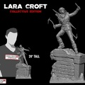 statue-gamingheads-laracroft-riseofthe-tombraider-20years-collective 01