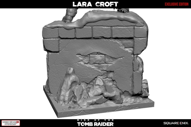 statue-gamingheads-laracroft-riseofthe-tombraider-20years-collective 10