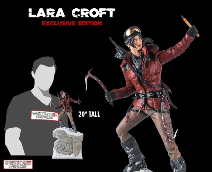 statue-gamingheads-laracroft-riseofthe-tombraider-20years-exclusive 01