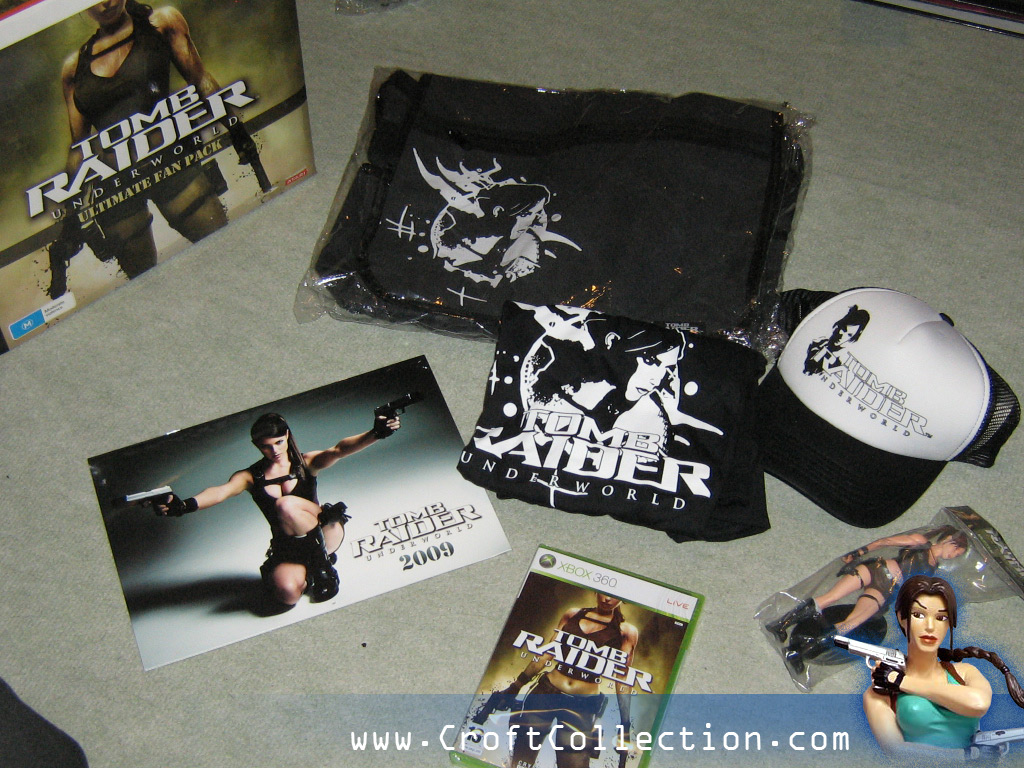promotion tomb raider underworld