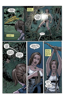 extrait de Tomb Raider 15 Of myths and monsters