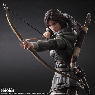 figurine Lara Croft Play Art Kai