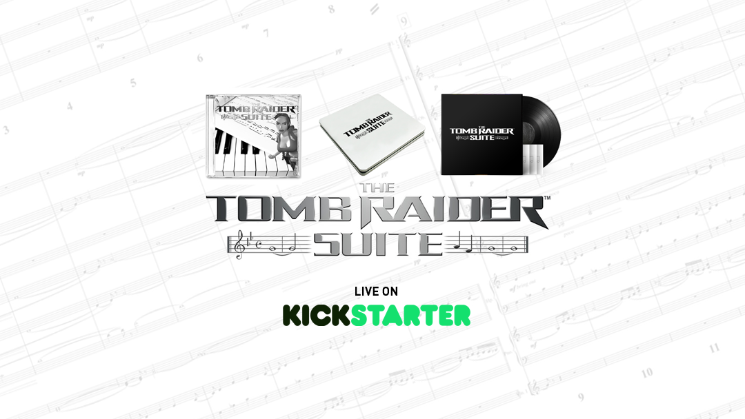 Le kickstarter de The Tomb Raider Suite est disponible