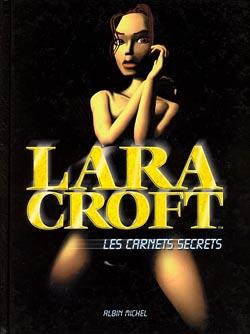 lara croft les carnets secrets