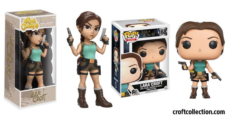 Lara Croft en figurine chez Funko !