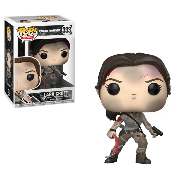 Funko Pop Lara Croft Tomb Raider Movie
