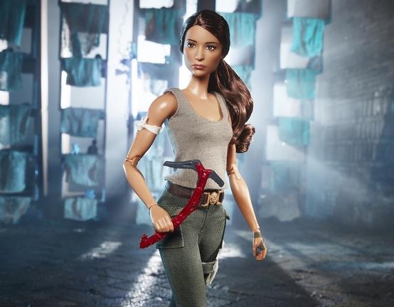 Barbie Signature Lara Croft Tomb Raider le film