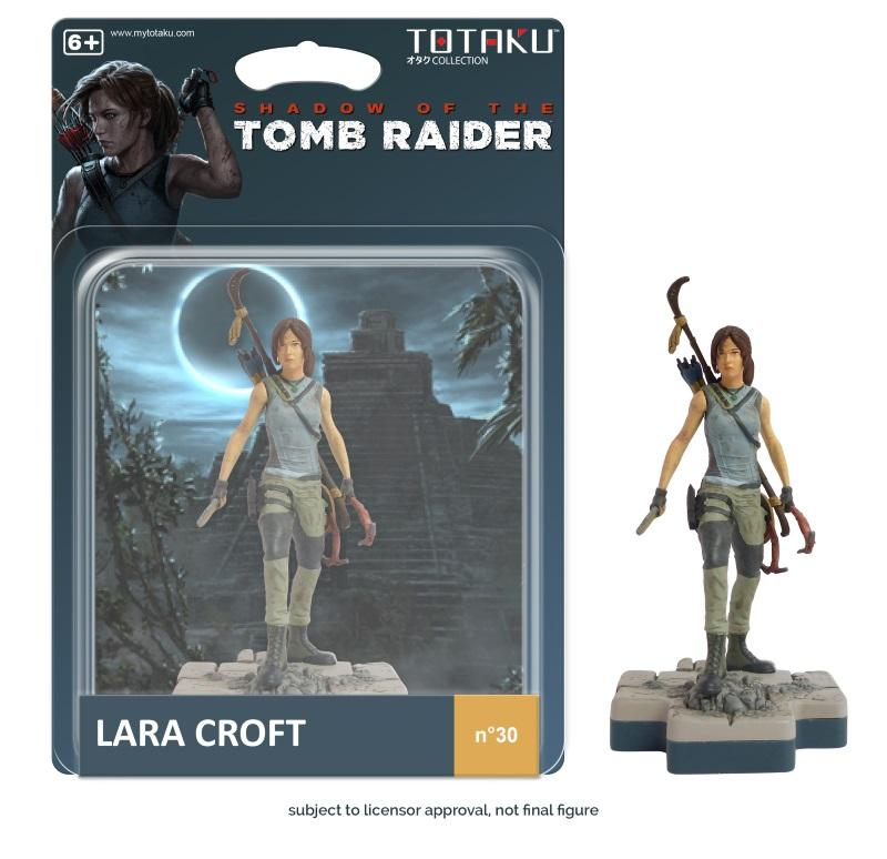 Figurine Totaku Shadow of the Tomb Raider