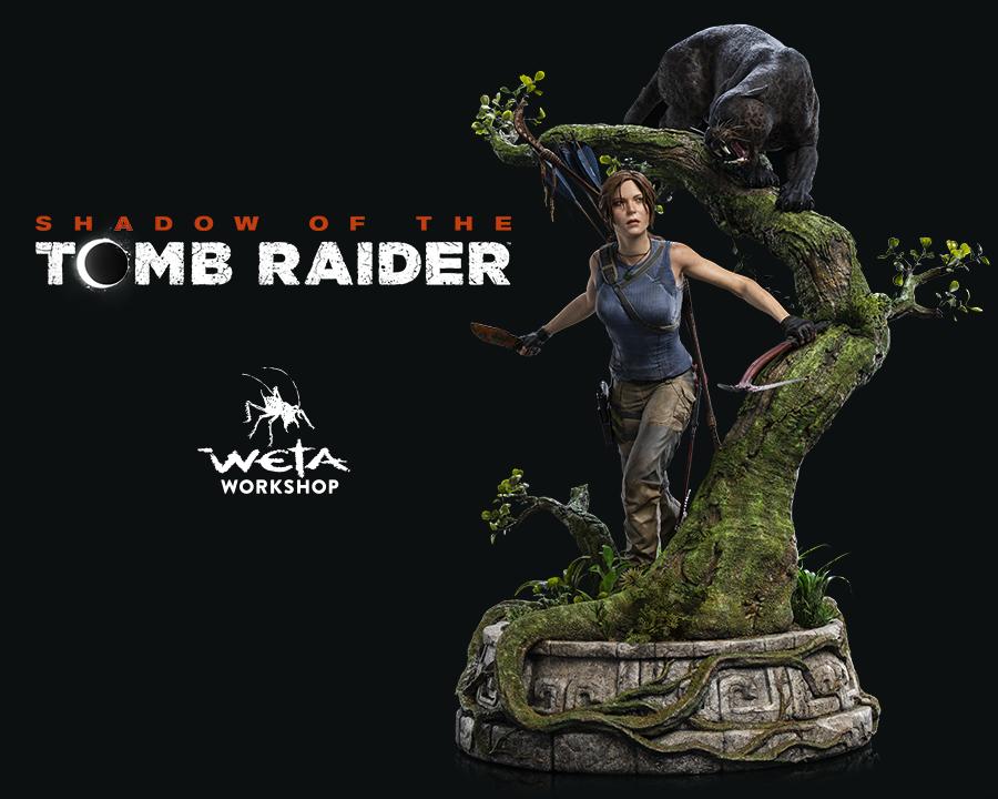 Weta Workshop x Shadow of the Tomb Raider