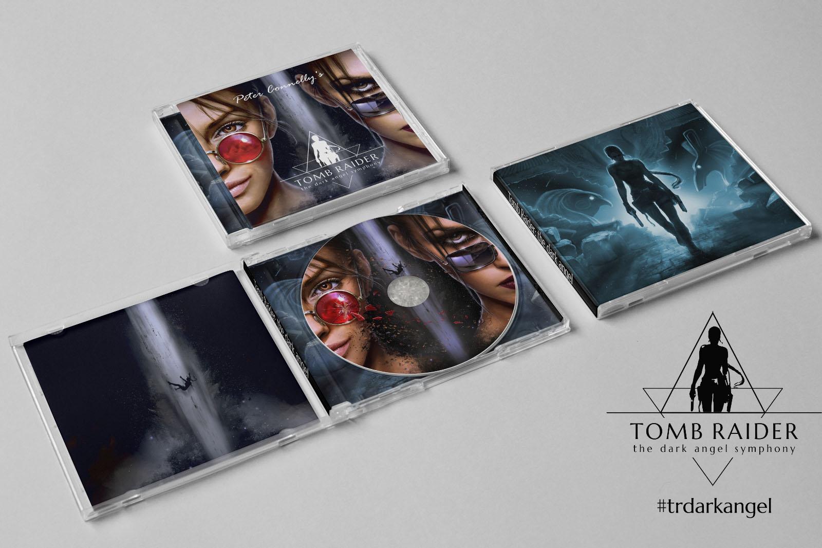 Bande Originale Tomb Raider : The Dark Angel Symphony