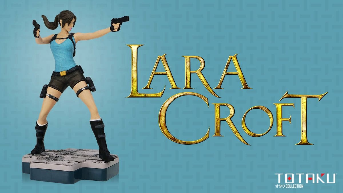 Figurine Totaku Lara Croft & The Temple of Osiris