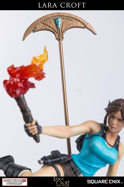 Statue lara croft tomb raider 1