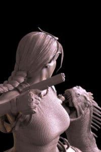 Weta WorkShop célèbre les 25ans de Tomb Raider